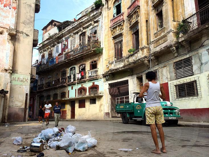 Cuba Havana street photo