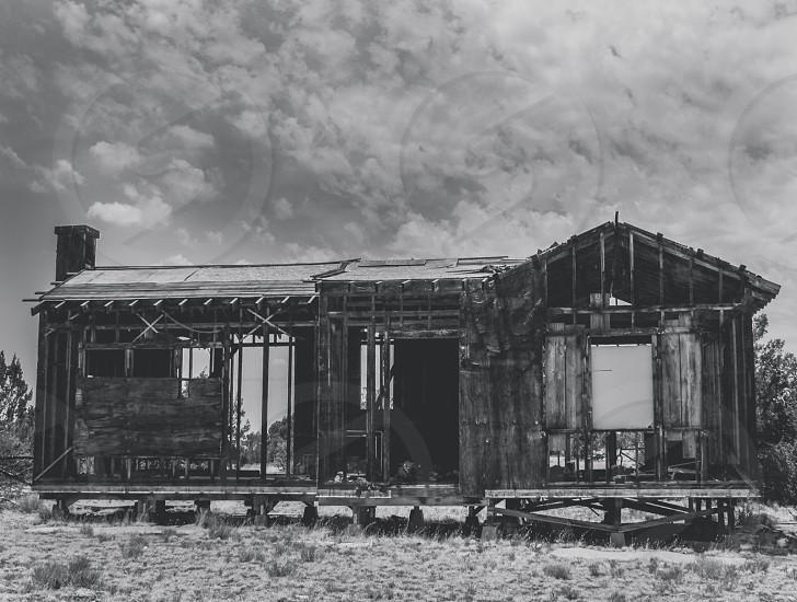 Abandoned  photo