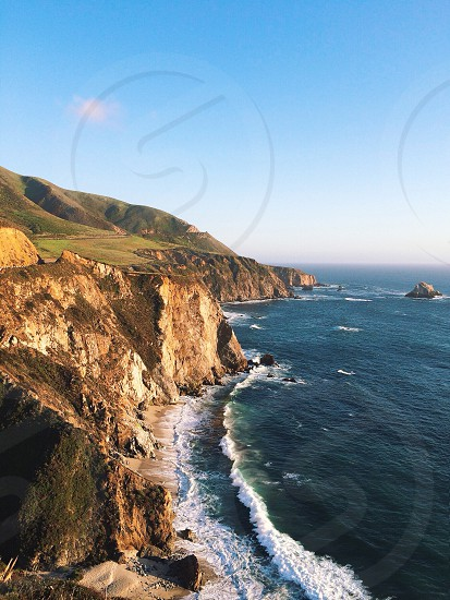 The Open Coast Big Sur photo