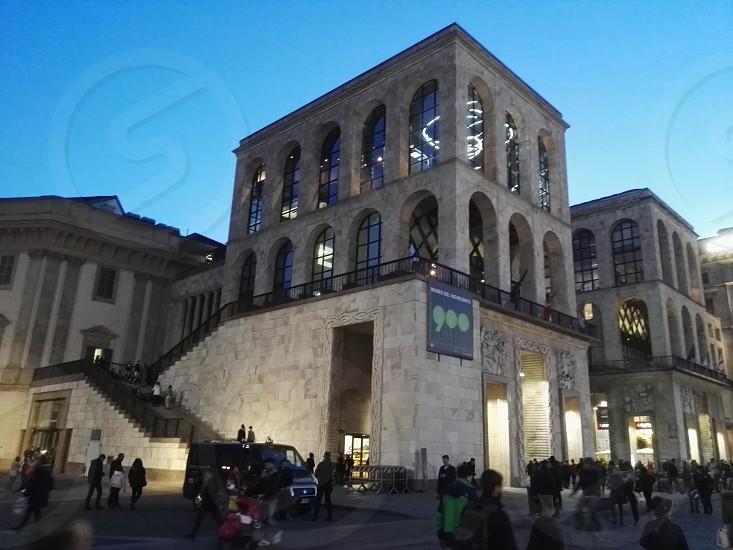 Palazzo dell?arengario photo