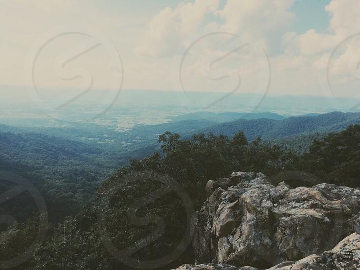 The rocks photo