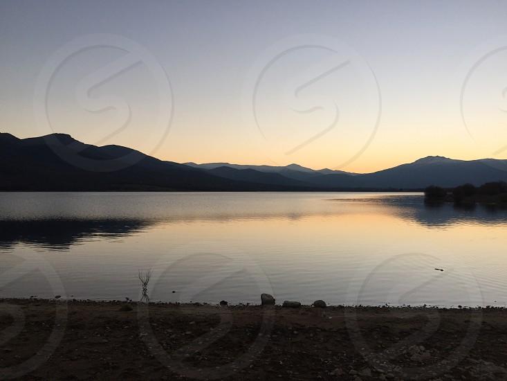 Mirror lake photo