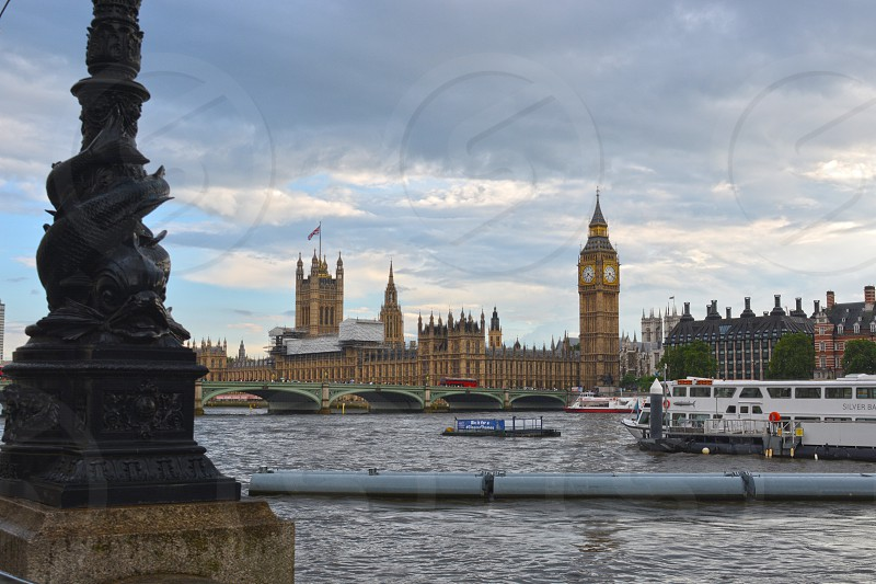 London by the Riverbank photo