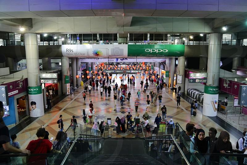 Kuala Lumpur Sentral railway station - Kuala Lumpur photo