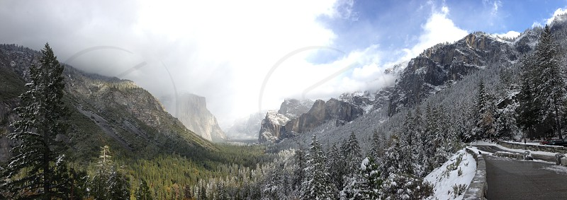Yosemite Valley photo