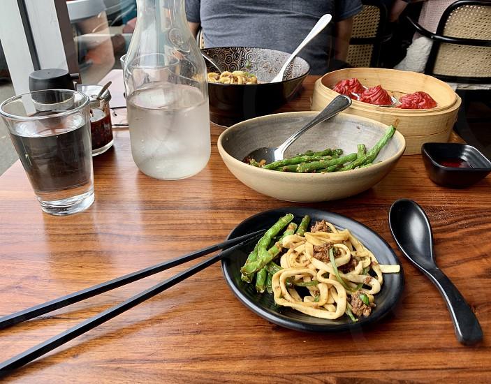 Asian food photo