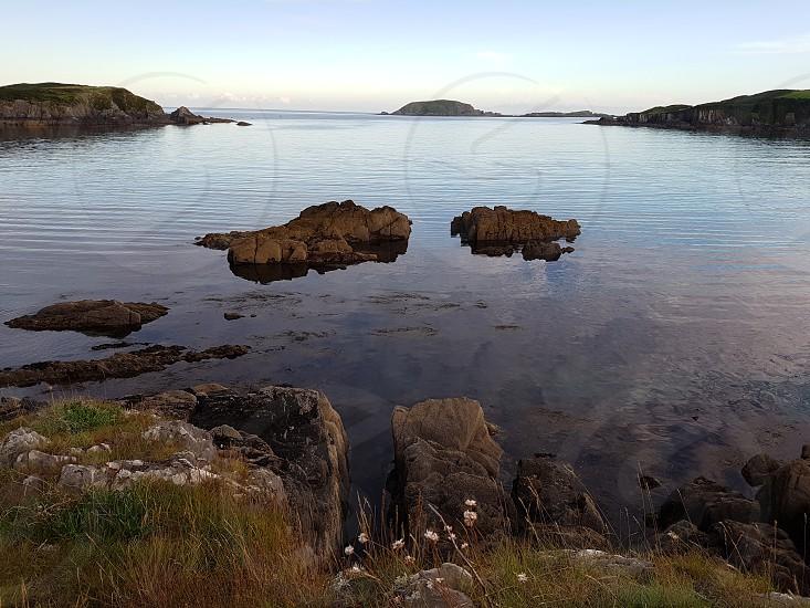 sea west cork ireland photo