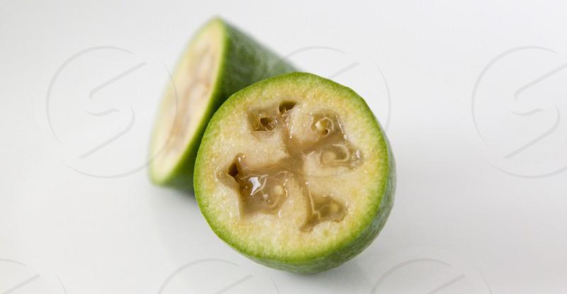 Exotic Fruit - Feijoa photo