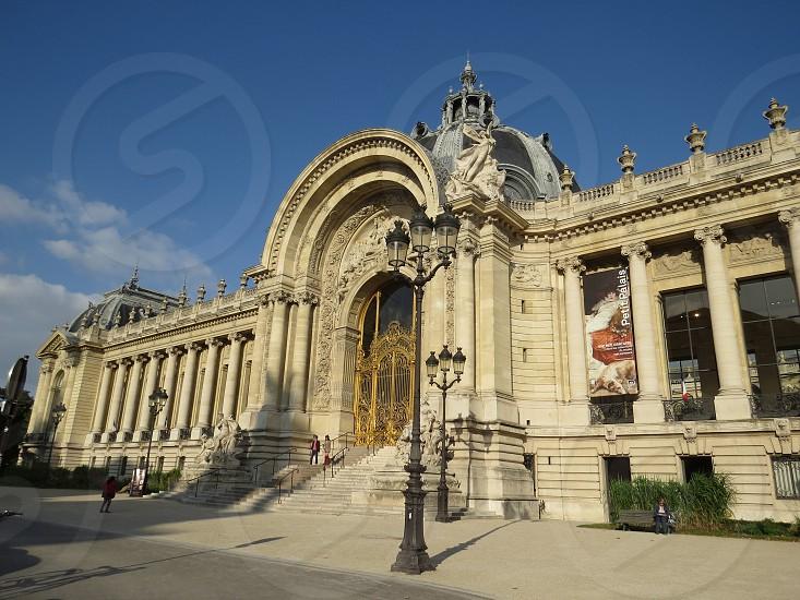 Petit Palais - Paris  photo