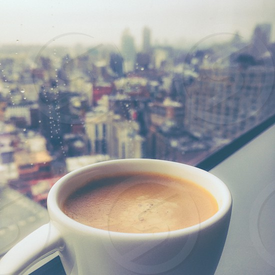 cappuccino coffee photo