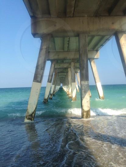 white bridge photo