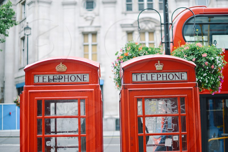London Pay Phones photo
