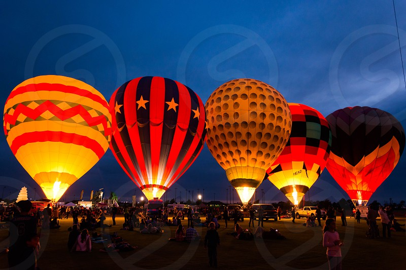 Balloon Festival photo