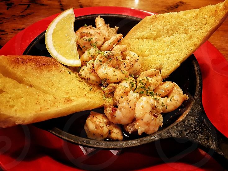 cajun shrimps photo