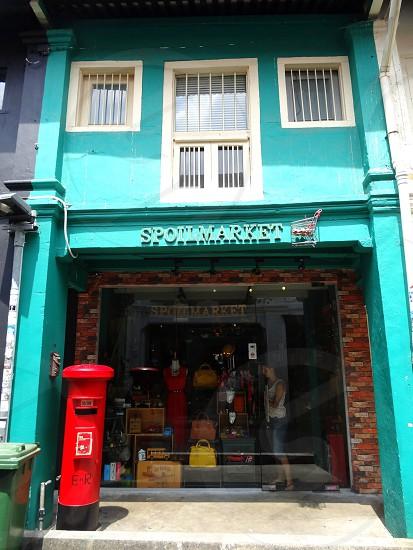 An eclectic shop on Haji Lane photo
