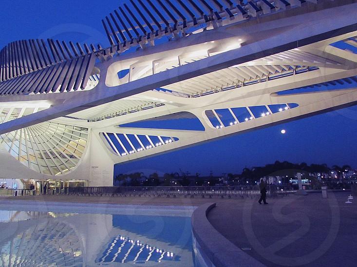 Museum of Tomorrow in Rio de Janeiro. photo