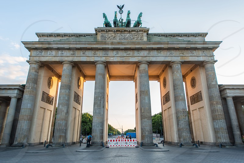 Brandenburg Gate photo