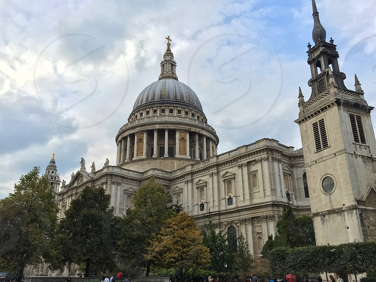 St Paul's Cathedral London  photo