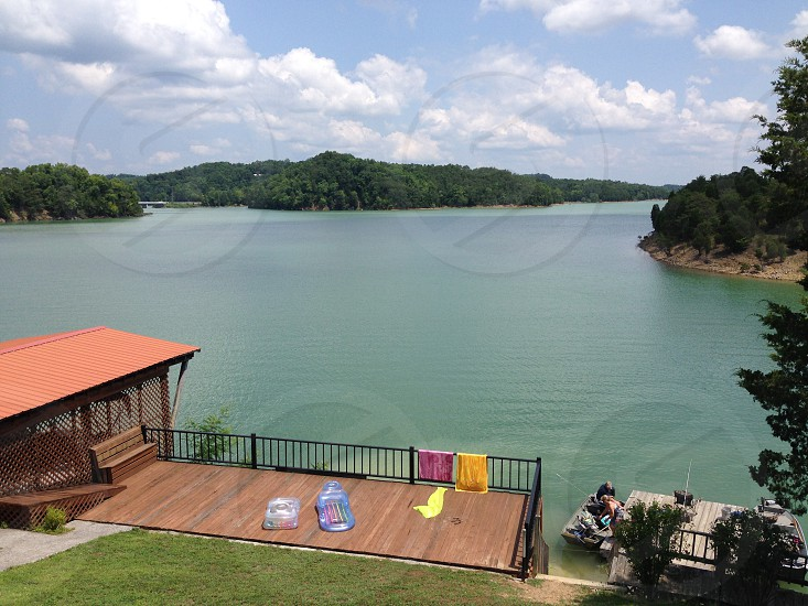 Family Vacation at Douglas Lake Tennessee photo