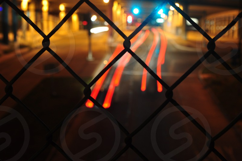 Through the fence photo