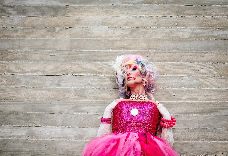 The Hunger Games Fashion & Makeup The Capitol Look Mockingjay Makeup photo