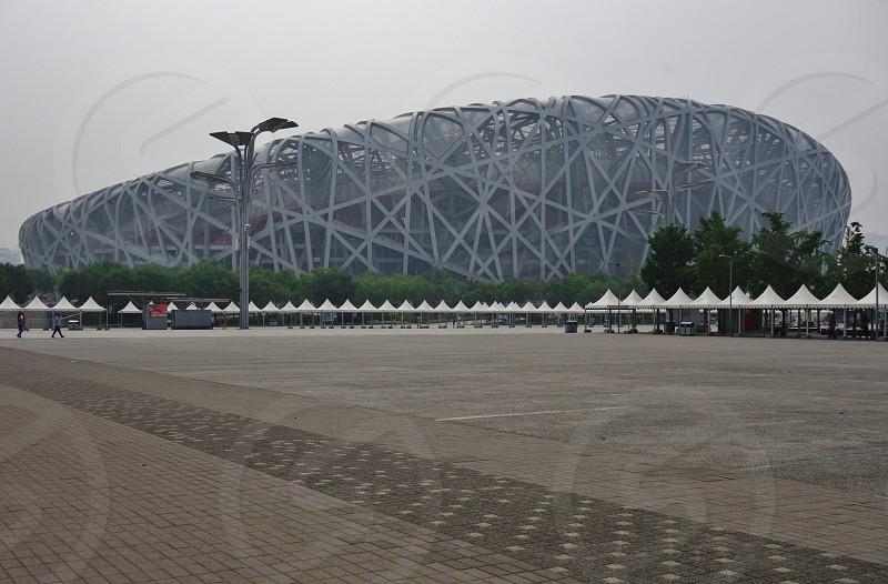 Beijing National Stadium - Beijing China photo