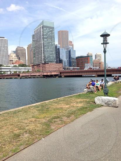 Boston.  photo