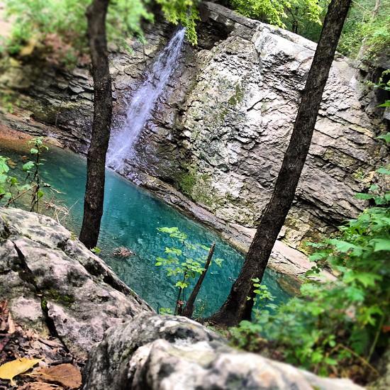 """Falls View"" Hayden Falls Columbus OH photo"