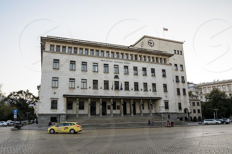 Sofia Capital City of Bulgaria Europe photo