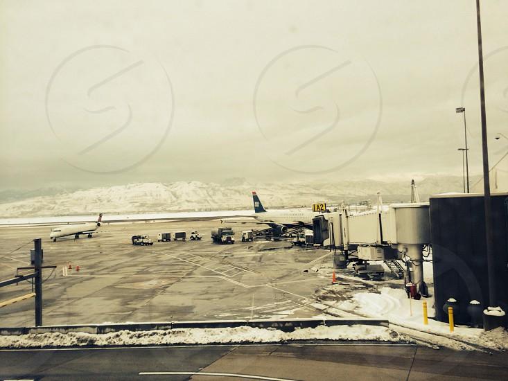 airport view photo