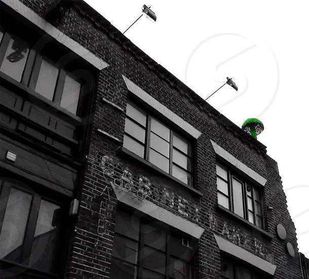 Shoreditch Warehouse and Street Art photo