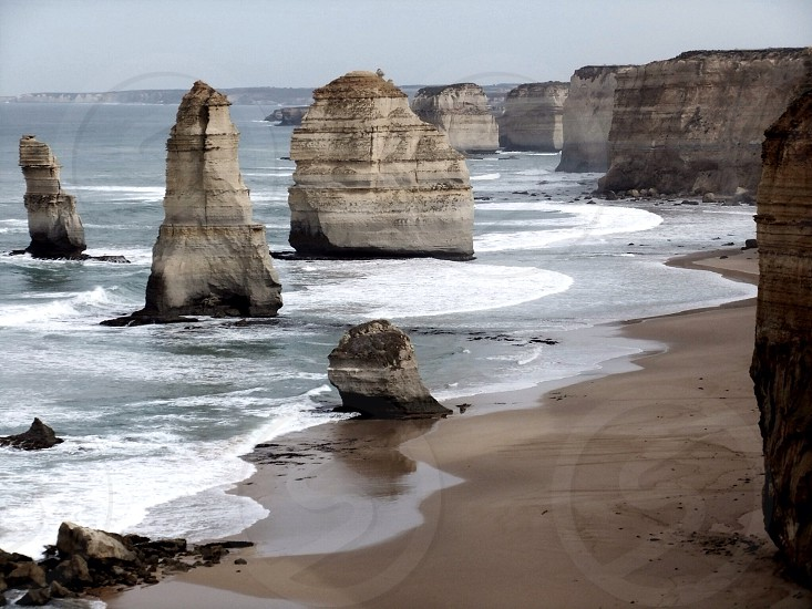Great Ocean Road...Victoria Australia photo
