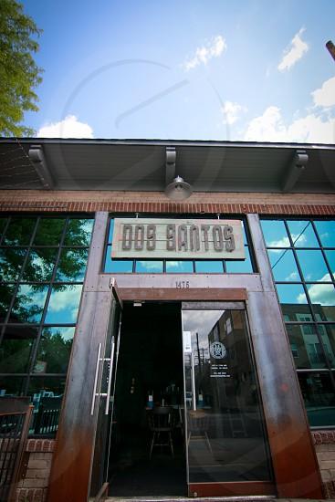 Dos Santos. Denver Restaurant. Taqueria. Exterior. photo