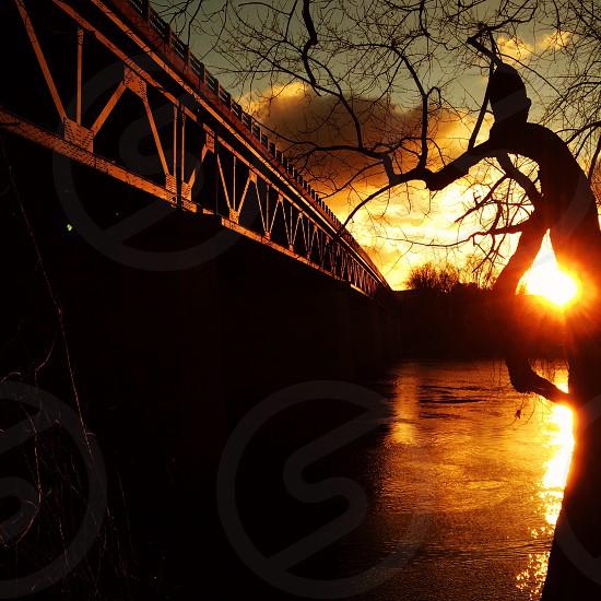 Sunderland Bridge Western Massachusetts photo