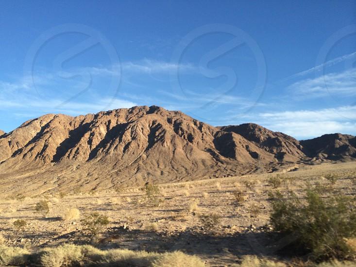Route to Las Vegas.  photo