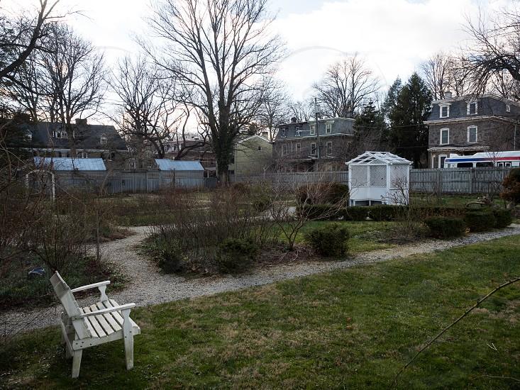 Wyck House Gardens photo