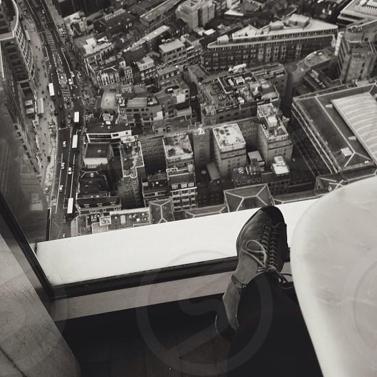 City . London . Birdseye view . Building . Buildings  photo