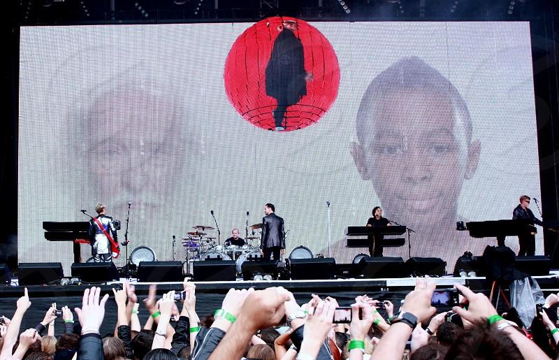 Depeche mode Dm Dave gahan  photo