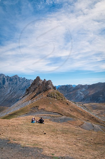 mountain ringe photo