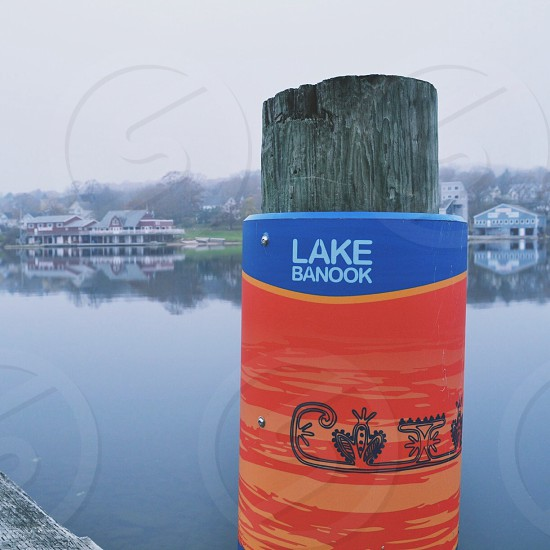 lake banook sign photo
