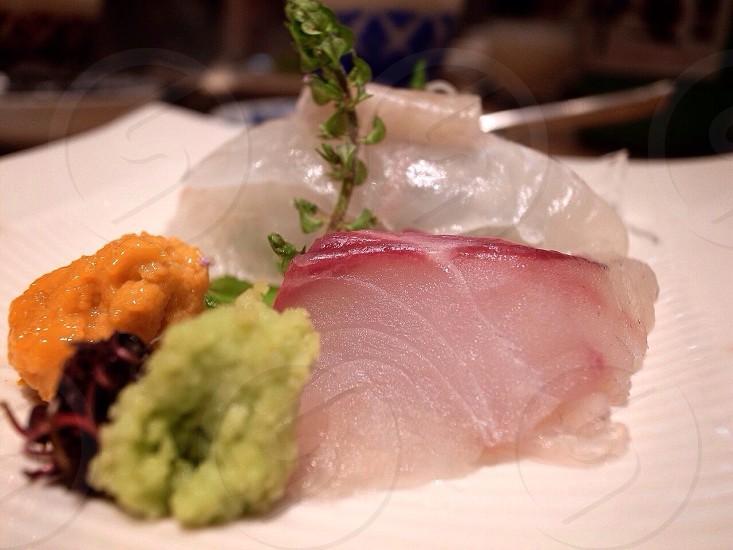 Yummy Japanese food  photo