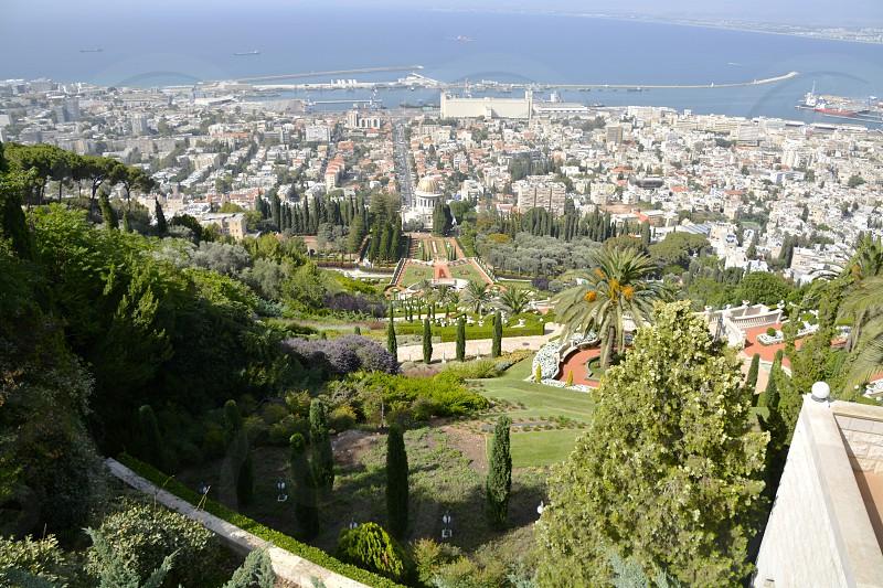The City of Haifa  photo