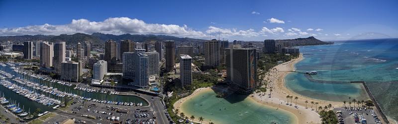 Waikiki O'ahu Hawaii  photo