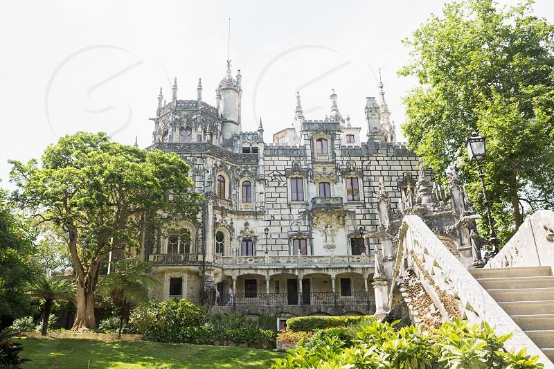 Quinta da Regaleira in Sintra Portugal photo