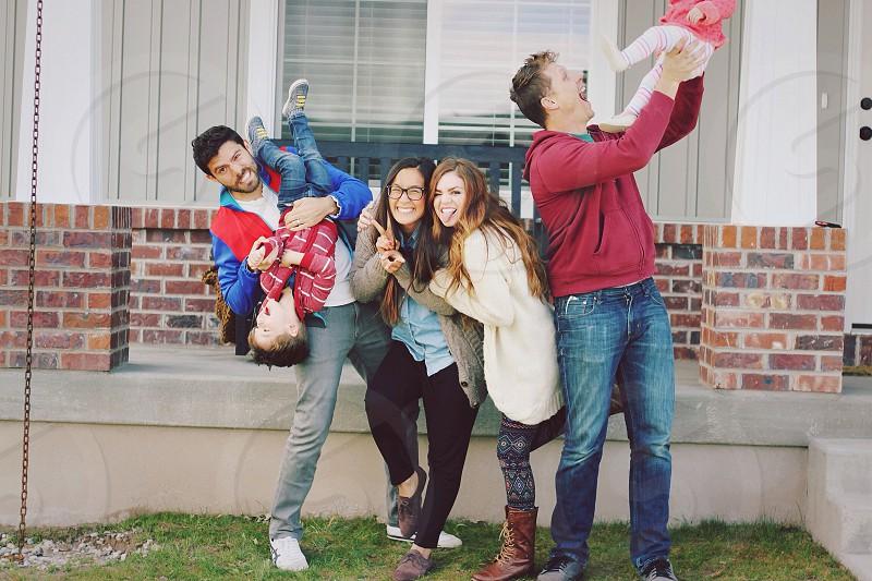 Family. Thanksgiving. Love. photo
