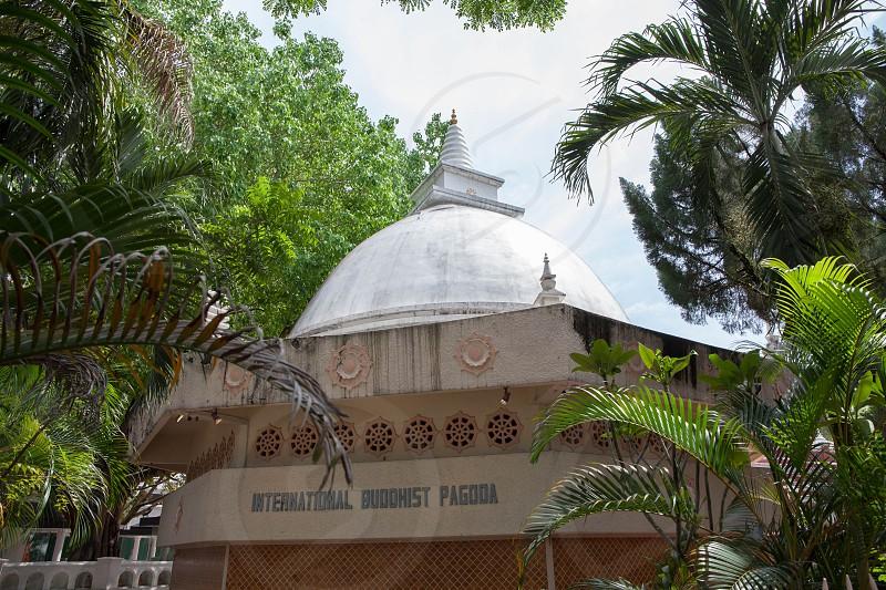 Buddhish maha viharabrickfields .Kuala Lumpur photo