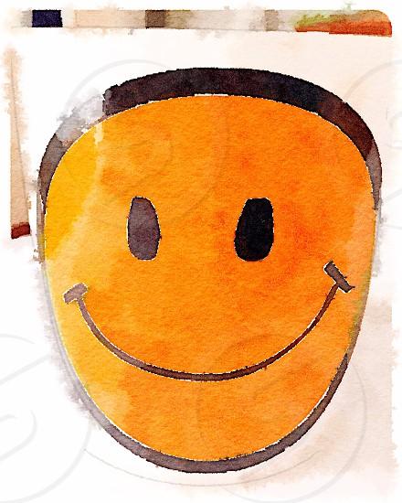 Smiley Face coffee mug photo