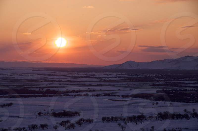 Mongolia Selenge Sukhbaatar City photo