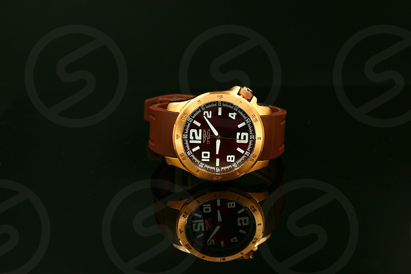 Captured at a used watch shoot for web bidding. photo