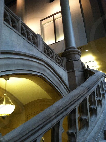 UW library building photo